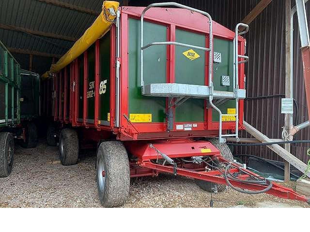Remorci Agricole  Strautmann SZK 1802-H