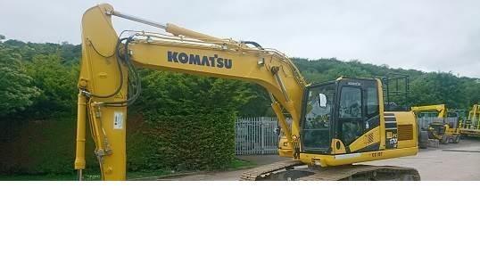 Piese Excavator senile Komatsu PC170LC-10 - UTILBEN dealer