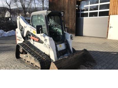 MiniIncarcator Second Hand Bobcat T650 vandut de vanzare
