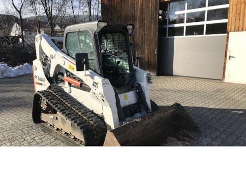 Miniincarcatoare  Bobcat T650 HIGH FLOW   INV 300 770 590 250 200 190 140