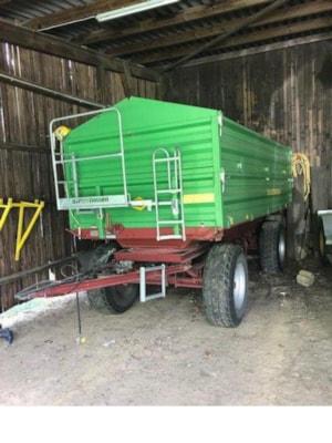Remorci Agricole  Strautmann SZK 1402