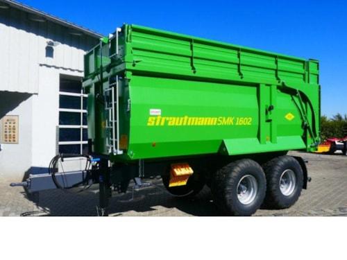 Remorci Agricole  Strautmann SMK 1602