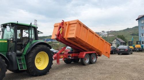 Remorci Agricole  Pronar T185 - Stoc Cluj-Napoca